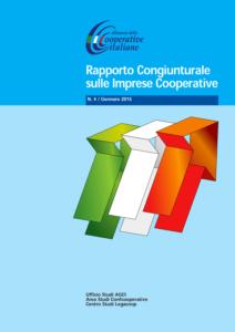 N.4 – RAPPORTO CONGIUNTURALE SULLE IMPRESE COOPERATIVE – GENNAIO 2015