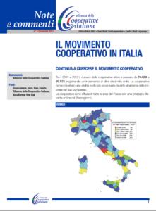 N.6 IL MOVIMENTO COOPERATIVO IN ITALIA – DICEMBRE 2013