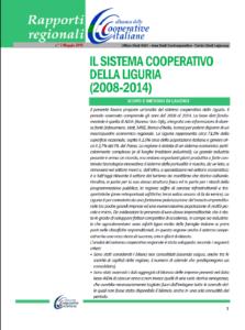 Rapporti regionali n.3 – IL SISTEMA COOPERATIVO DELLA LIGURIA