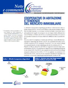 N.13 COOPERATIVE DI ABITAZIONE E TENDENZE DEL MERCATO IMMOBILIARE – APRILE 2014