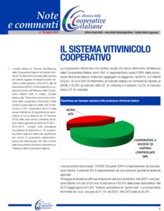 N.30 – Il sistema vitivinicolo cooperativo – Aprile 2015