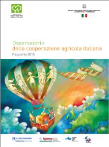 Rapporto 2015 – Osservatorio della Cooperazione agricola italiana