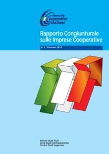 N.1- Rapporto Congiunturale sulle Imprese Cooperative – Gennaio 2014