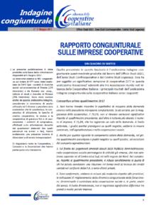 N.11-RAPPORTO CONGIUNTURALE SULLE IMPRESE COOPERATIVE – MAGGIO 2017