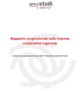 N. 19 – RAPPORTO CONGIUNTURALE SULLE IMPRESE COOPERATIVE MARZO 2020