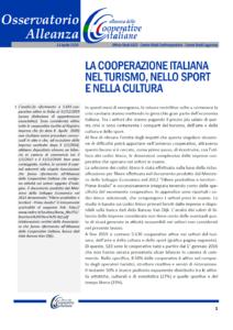 Osservatorio Alleanza – Emergenza COVID-19: La cooperazione italiana nel turismo, nello sport e nella cultura