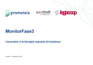 MonitorFase3 «I lavoratori e le famiglie esposte al lockdown»