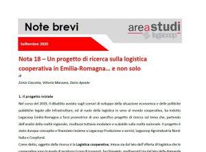 Note brevi – Un progetto di ricerca sulla logistica cooperativa in Emilia-Romagna… e non solo