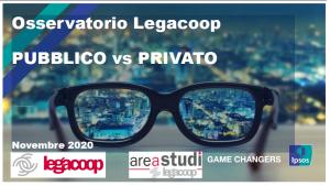 Osservatorio Legacoop: Pubblico Vs Privato, la percezione degli italiani_ Il commento
