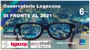 Osservatorio Legacoop: di fronte al 2021