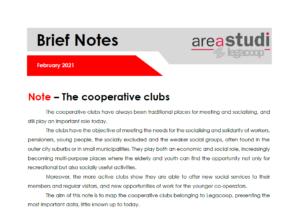 The cooperative clubs