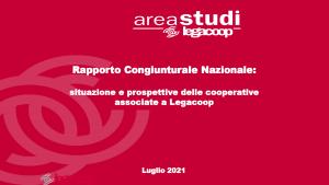 Rapporto congiunturale legacoop luglio 2021