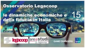 Osservatorio Legacoop: Le dinamiche economiche e della fiducia in Italia